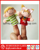 Cute Story Talking Finger Puppet Toy para Baby Gift