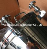 Coperchio di botola circolare igienico di pressione dell'acciaio inossidabile