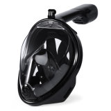 Smacoの太字180の眺めのAnti-Fog反漏出デザインのパノラマ式のダイビングマスク