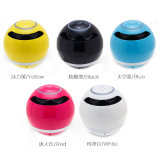 Altavoces de Bluetooth con la tarjeta sin manos del TF del mini Bluetooth soporte portable ligero del LED