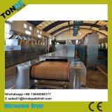 Machine sur courroie transporteuse industrielle de dessiccateur de stérilisation par micro-ondes de médecine de tunnel