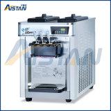 Bql838 machine debout libre de crême glacée de yaourt de haute performance de 3 groupes de matériel d'hôtel