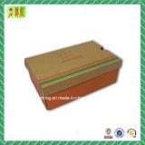 Коробка магазина гофрированной бумага E-Каннелюры с печатание