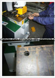 Trabalhador de aço do ferro da série de Q35y, trabalhador hidráulico do ferro, Ironworker, cortando e máquina de perfuração,