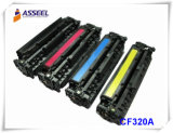 Printer CF320A 321A 322A 323A Laser Color Toner para HP M651n / M680