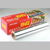 Hoja de empaquetado confiable del papel de aluminio del estaño de la barbacoa
