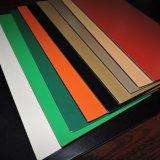 Comitato composito di alluminio di colore metallico di Slolid