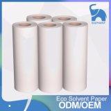 Горячий продавая Printable темный/светлый размер крена бумаги Eco Sovlent для Рональд/Mimaki