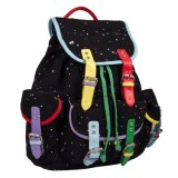 Холстина хлопка сделала повелительницами Backpack рюкзака Drawstring отдыха
