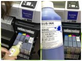 Alta Resolución sublimación de tinta de inyección de tinta china de textiles de poliéster