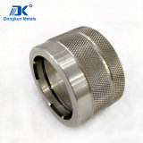 Peças de precisão Farbrication do aço e do alumínio da alta qualidade