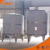Equipo de precios líquidos de acero verticales del tanque de almacenaje del nitrógeno del alcohol de China