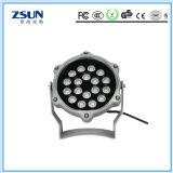 220V 50W는 크리 사람 칩을%s 가진 백색 LED 플러드 빛을 데운다