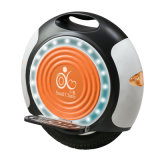 Form Hoverboard ein Rad-Selbst, der elektrischen Roller E-Roller balanciert