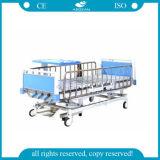 AG-CB013高品質の経済的な医学の鉄骨フレームの病院用ベッドデザイン