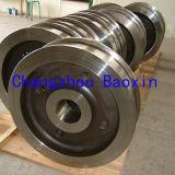 DIN C60の高品質クレーン鋼鉄柵の車輪(OD660)