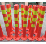 One-Piece Molded Evaflexible Safety Posts