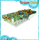 健全なプラスチックプラシ天公園の子供の娯楽運動場