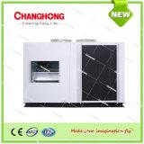 Unidad embalada acondicionador de aire central del tejado