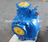 pompe à l'eau 6inch centrifuge auto-amorçante entraînée par moteur diesel pour des eaux d'égout
