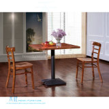 Cadeira de jantar de madeira moderna para o café do restaurante (HW-WB017C)