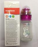 Friedensstifter-führende Flaschen-Milchnahrung-Baby-Flasche gibt Nibbler-Zufuhr B0328 an
