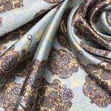 raso stampato Digitahi luminoso di torsione 50d*75D per vestirsi