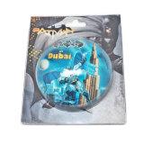 Magneet die van de Koelkast van het Glas van de Herinnering van de douane 3D Machine voor de Gift FM_1002 maken van de Bevordering