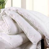Comforter para baixo de sono Home do pato do branco 90% de matéria têxtil 600tc