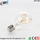 Bulbo ahorro de energía de la vela del filamento de la fábrica ST64 E27 4W LED