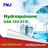 Desenvolvedores fotográficos Hydroquinone CAS 123-31-9 Também para cosméticos