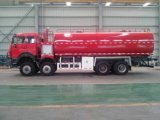 Northbenz Beiben 8X4 물 스프레이어 도로 유조 트럭