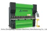 Máquina de dobra simples do CNC da série de Wc67y para a dobra da placa de metal