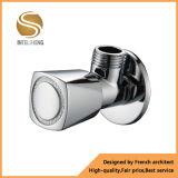 Válvula de ângulo em dois sentidos para o vapor/água