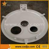 Mezclador del PVC de la velocidad de alta velocidad y más inferior del mezclador de alta velocidad del PVC del motor de dos velocidades