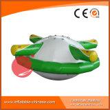 膨脹可能な水おもちゃの海の球石それ浮遊ウォーター・スポーツのゲームT12-203