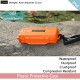 Scatola di plastica protettiva impermeabile di caso di Smartphone del contenitore di tempo estremo