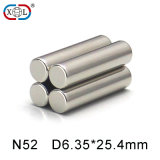 Round Long Bar Neodymium Magnet for Furniture