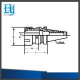 Sostenedor de herramienta de la alta precisión Nbt40-Er para la máquina del CNC