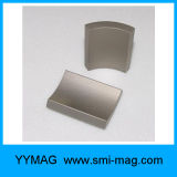 Изогнутые магнитные магниты дуги неодимия NdFeB