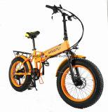 """脂肪質Eのバイク20を""""折るMyatuによって隠される電池"""