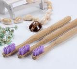 Toothbrush di bambù dei bambini su ordinazione all'ingrosso della Cina della natura di Eco (BC-T1026)