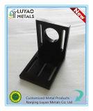CNC de aluminio de la aduana de la alta precisión del OEM que trabaja a máquina con buena calidad