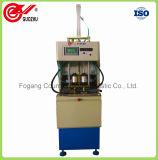 Semi-Auto tipo pressurizado - 2 cavidades que moldam a máquina do frasco