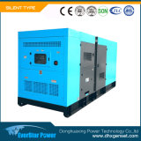 Genset低雑音の電気発電セットの無声ディーゼル発電機