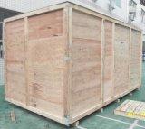 30トンはDanfossの圧縮機の空気によって冷却された冷水冷却機械スリラーを包んだ
