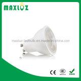 COB Gu5.3 GU10 proyector del LED con el precio bajo 100lm / W