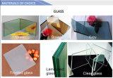 Le plus défunt guichet de tissu pour rideaux de fibre de verre de modèle