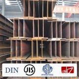 Viga estándar del universal de la viga de JIS ASTM Q345/S275/S355jr/Ss400 H