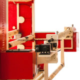 Machine d'impression de Flexo de couleurs des couleurs 4 du film plastique quatre
